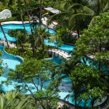 察殿曼谷沙吞公寓飯店