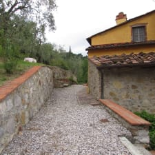 Farmhouse On The Hills Of Lucca