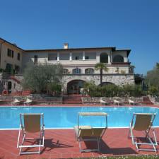 Home With Panoramic View Of Lake Garda