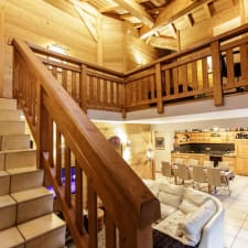 Brand New 5 Bedroom Ski Chalet In Portes Du Soleil, Sleeps Up To 12, Free Wifi