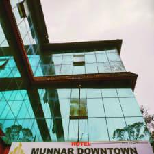 Munnar Downtown