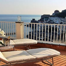 Dolce Vita In Amalfi Sea View Apartments In Atrani In The Amalfi Coast