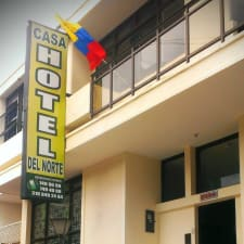 Casa Hotel Del Norte
