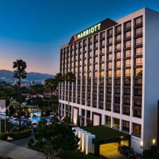 Hotel Beverly Hills Marriott