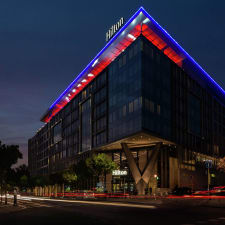 Hilton Belgrade, Serbia