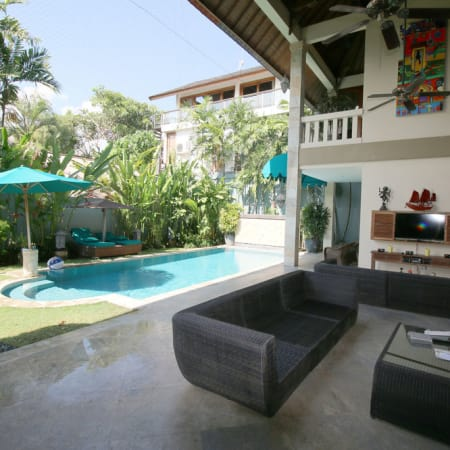 House Apartment Hotel The Sunset Suite Bali Mystique Seminyak
