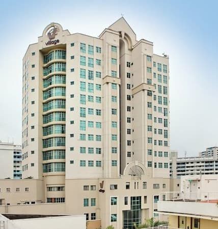 Village Residence West Coast By Far East Hospitality Serviced Apartment Singapore