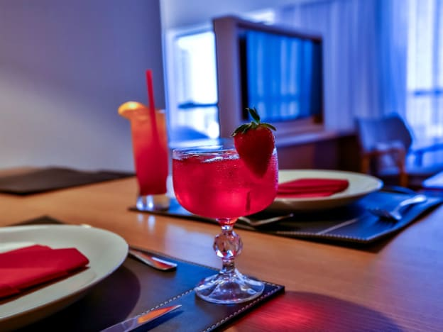 Radisson RED Campinas Hotel Room Service Drinks