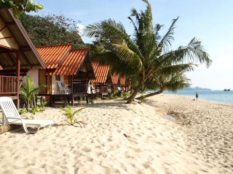 White Sand Beach Resort Koh Chang