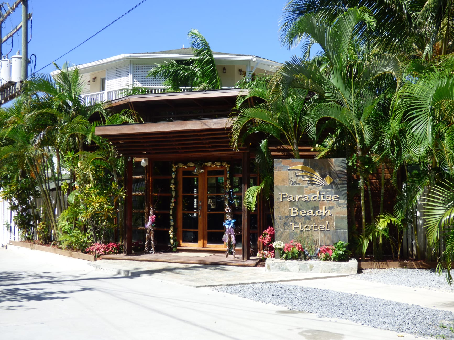 Hotel Paradise Beach Roatán