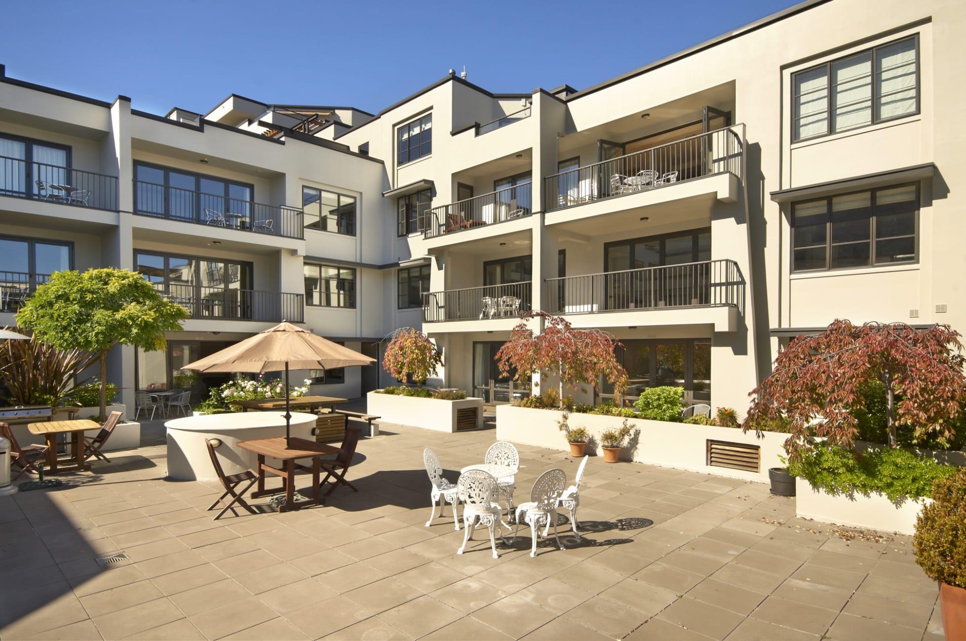 Glebe 2 Beetham Street Queenstown 9300 New Zealand Serviced Apartment