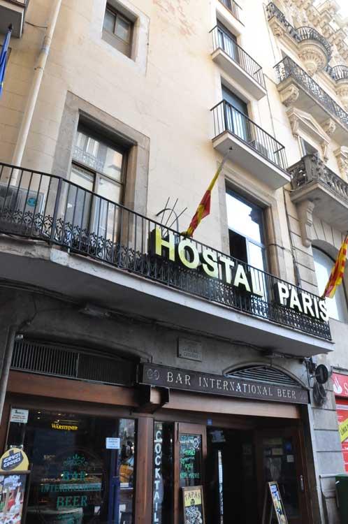 Hostal Paris Barcelona Trivago De
