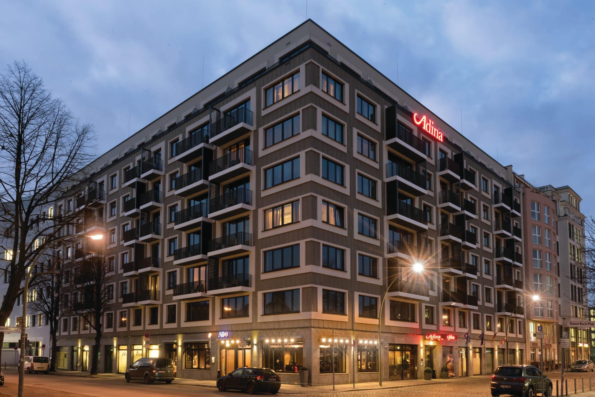 Adina Apartment Hotel Berlin Mitte 66568b3d2229