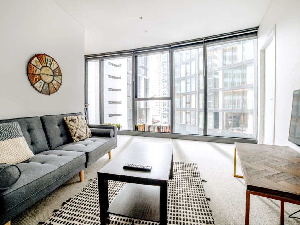 House Apartment Other High Floor 2 Bed Apt In Brisbane City Pool And Gym Brisbane Trivago Com Au