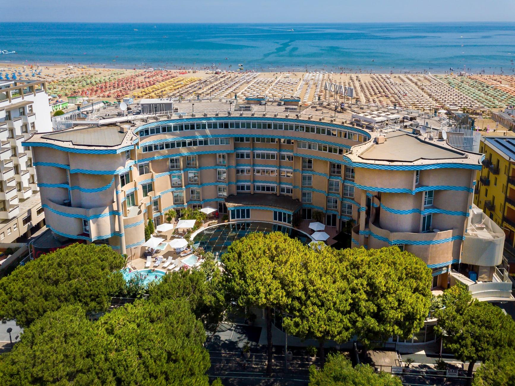 Hotel Hotel Savoia, Rimini .br