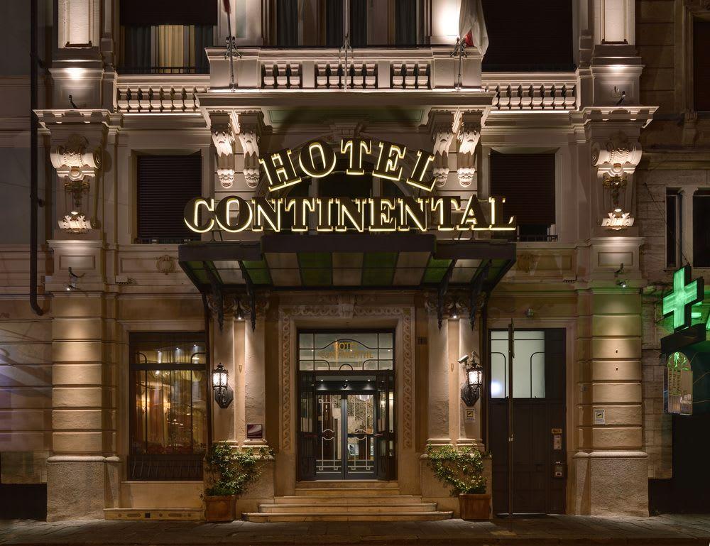 Hotel Hotel Continental Genova Genoa Trivago Com
