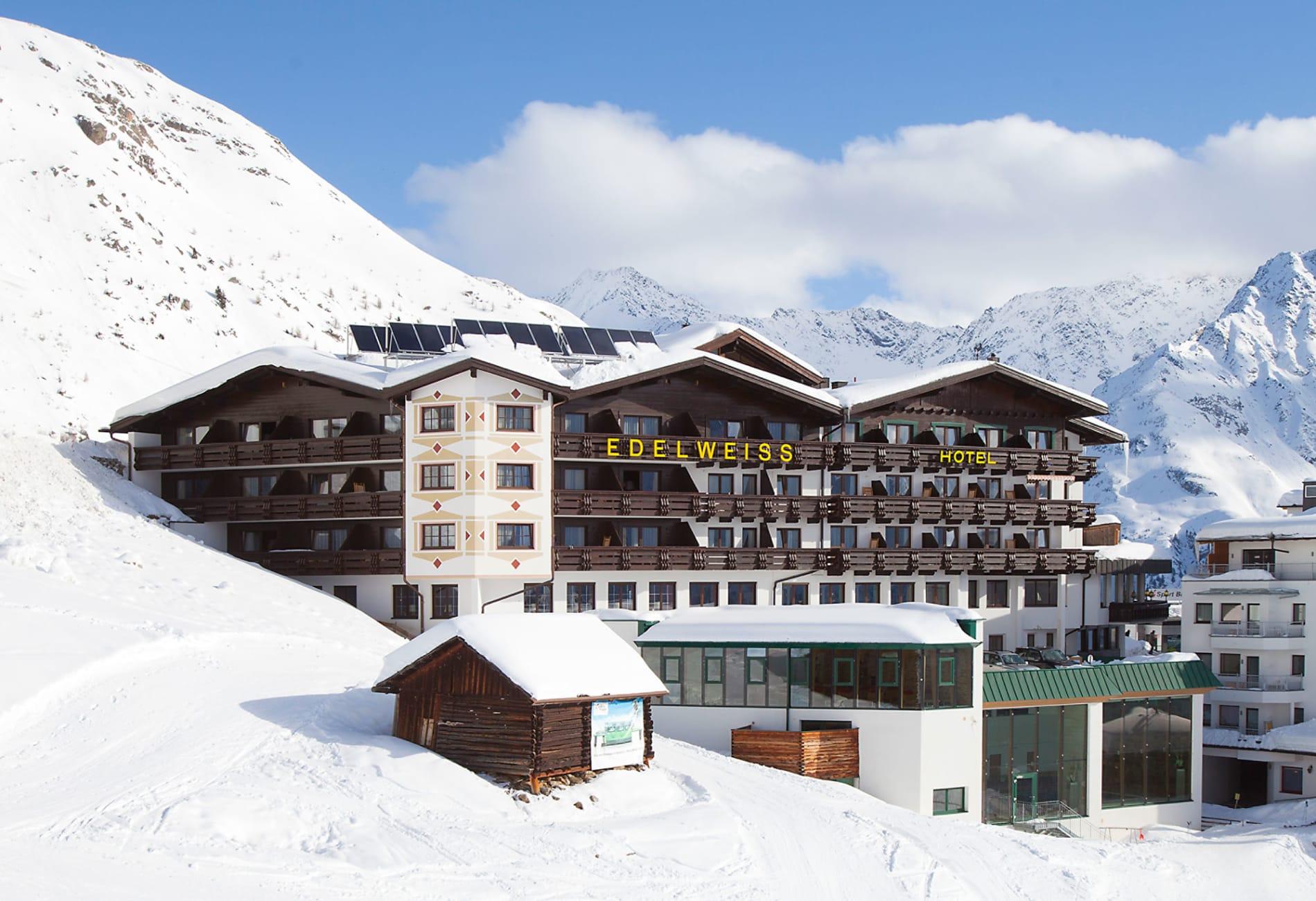 Hotel Hotel Edelweiss Hochsolden Trivago Com