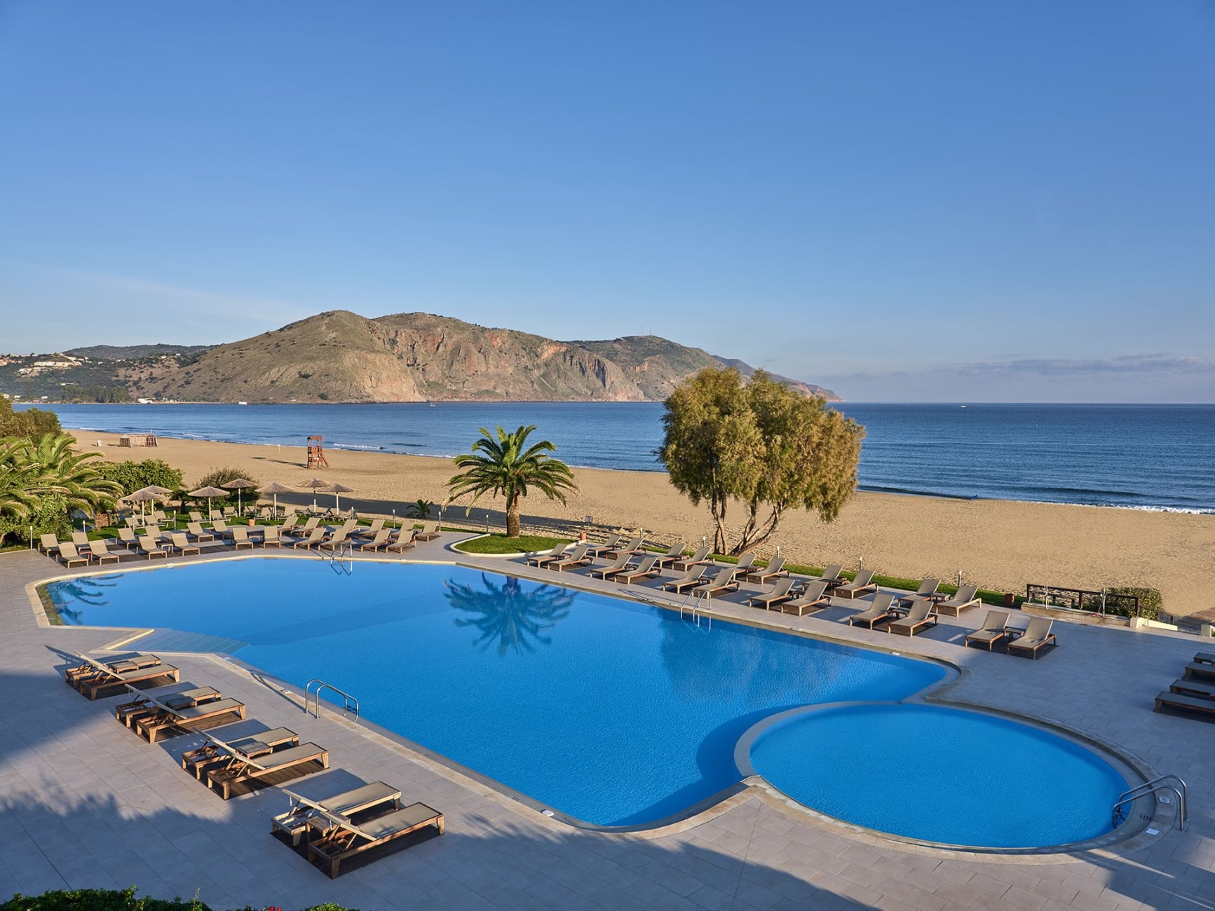 Resort Hotel Pilot Beach Resort Georgioupolis Trivago De