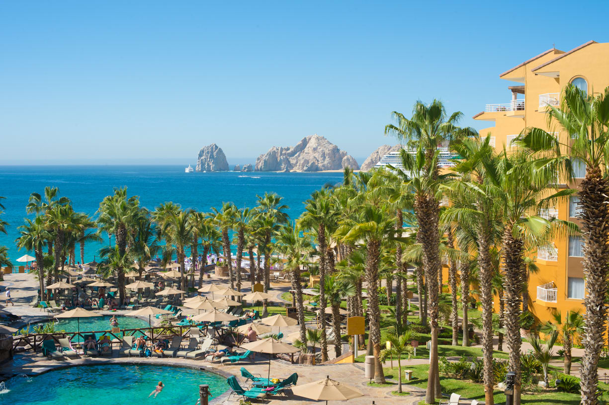 Beach Resort Spa Cabo San Lucas