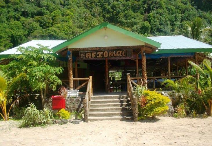 Resort Faofao Beach Fales Apia