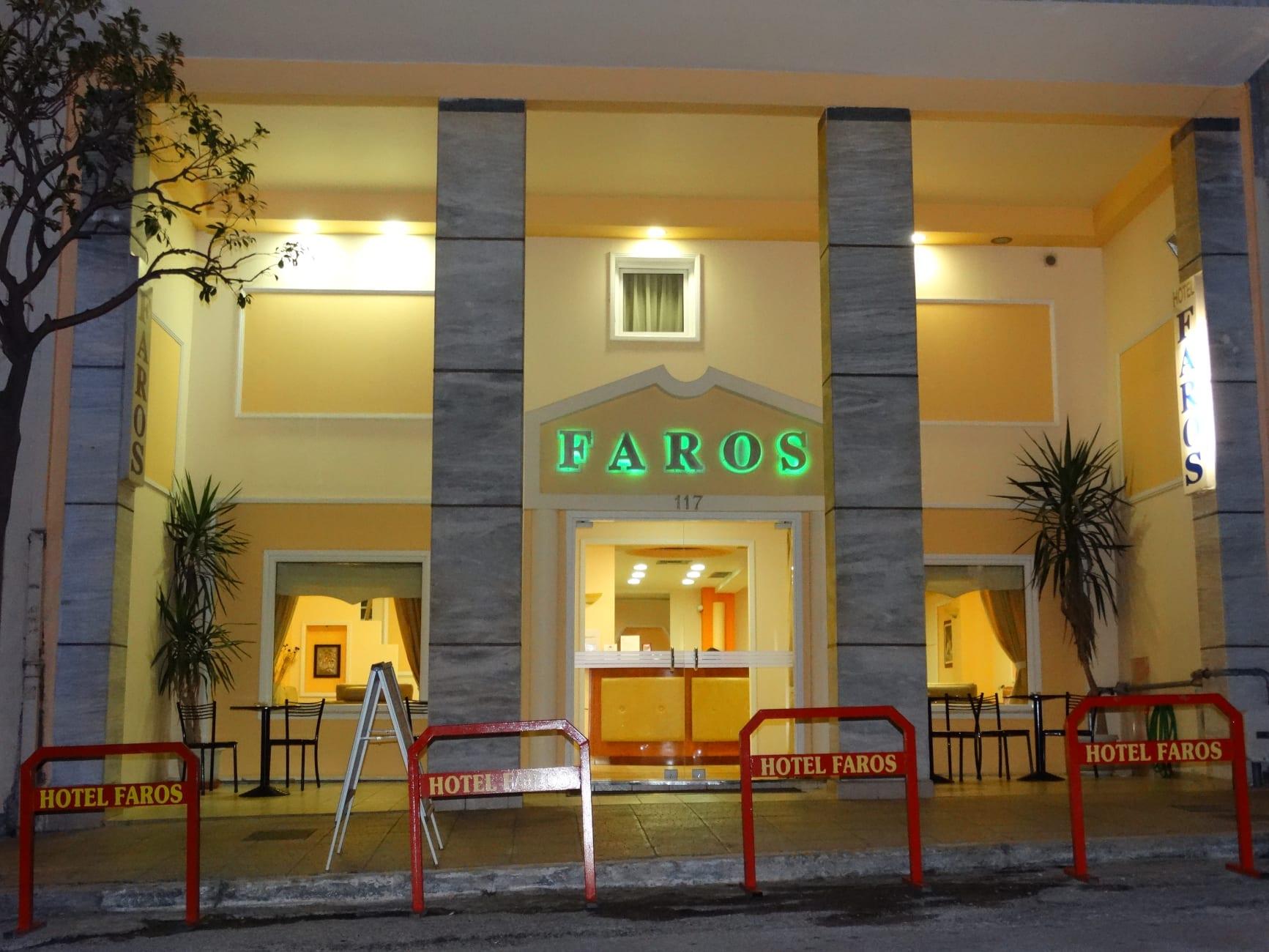 Hotel Hotel Faros II, Pireus - trivago.pl