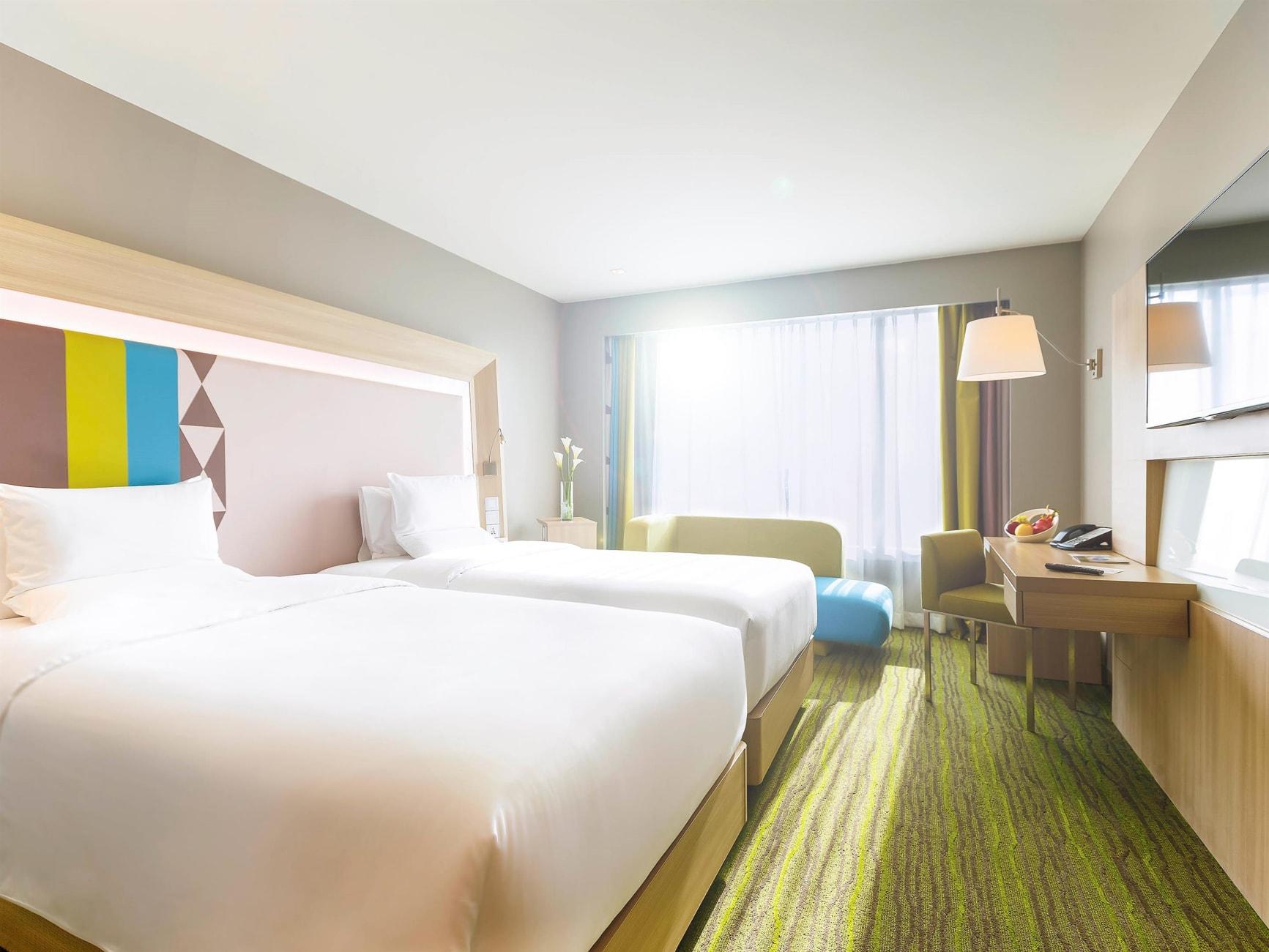 Hotel Hotel Novotel Manila Araneta Center, Quezon City