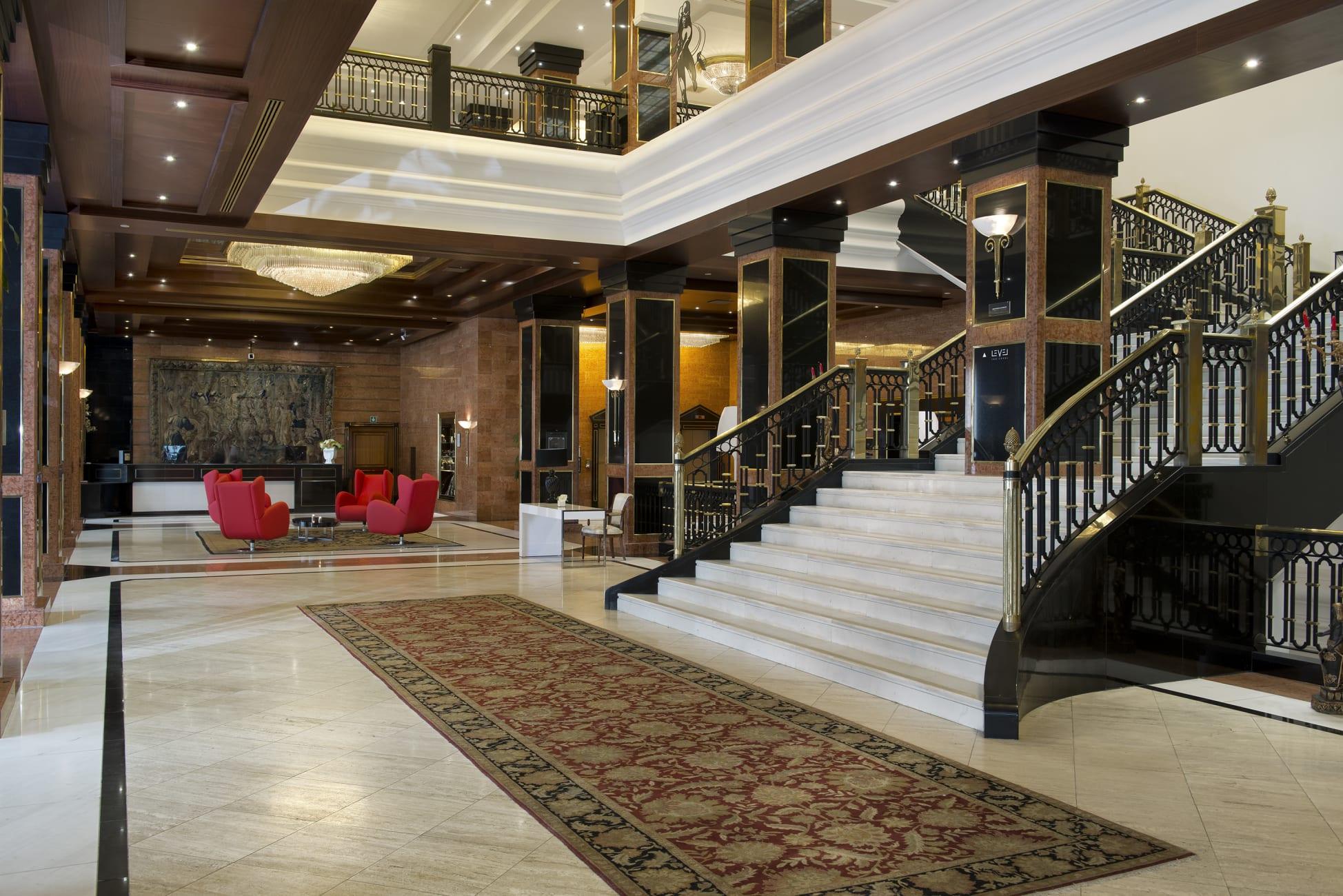 Hotel Hotel Meliá Milano Milan Trivago Com