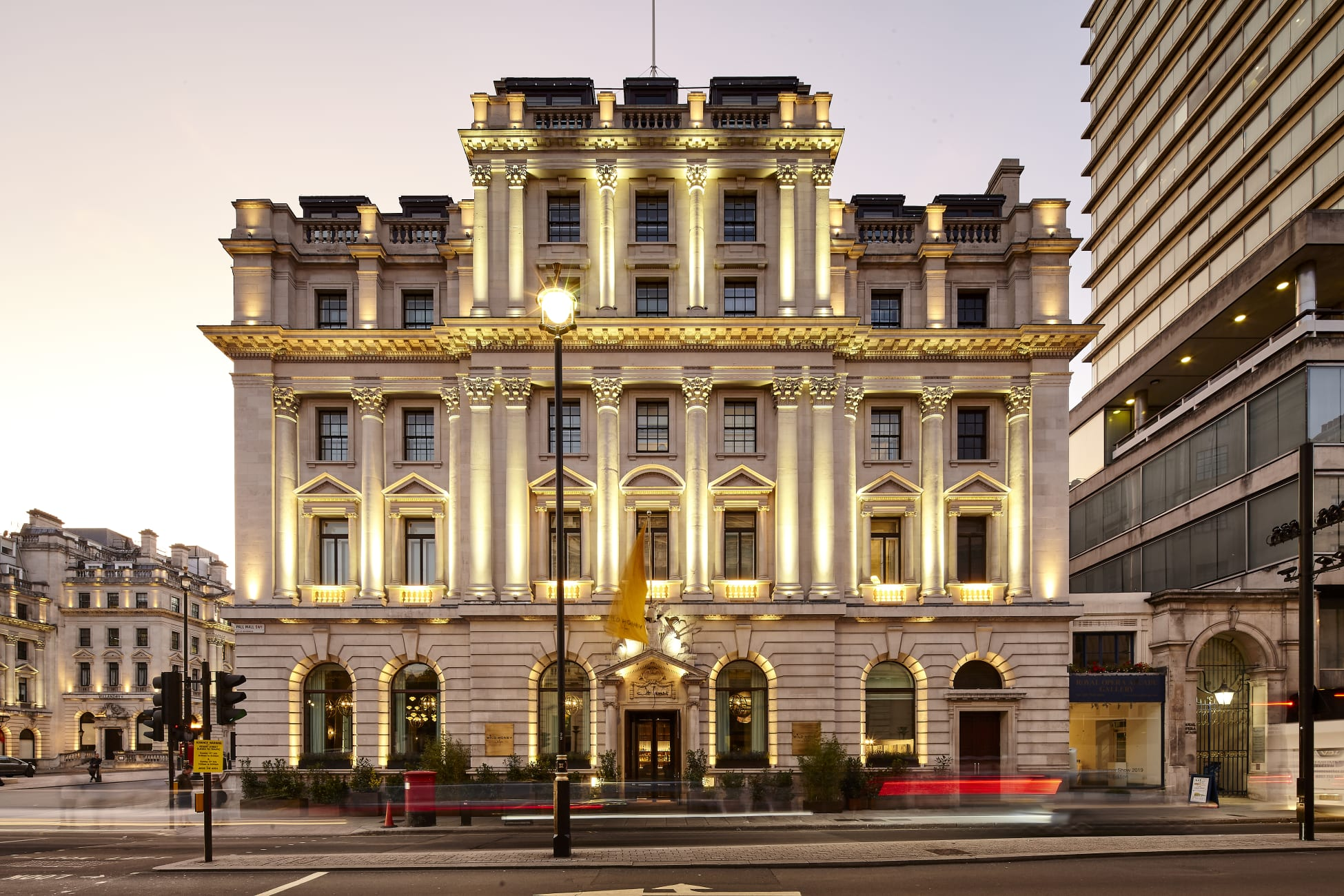 Hotel Sofitel London St James, London - trivago.co.id