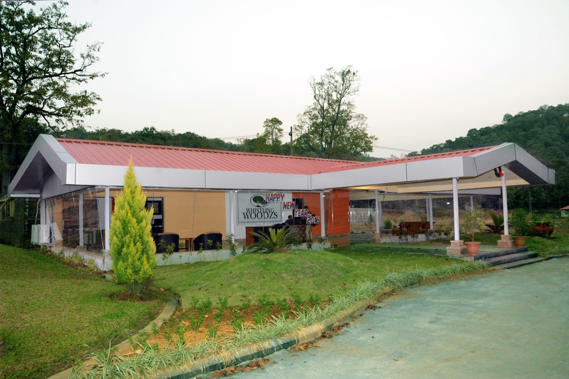 Resort Whistling Woodzs, Dandeli - trivago in