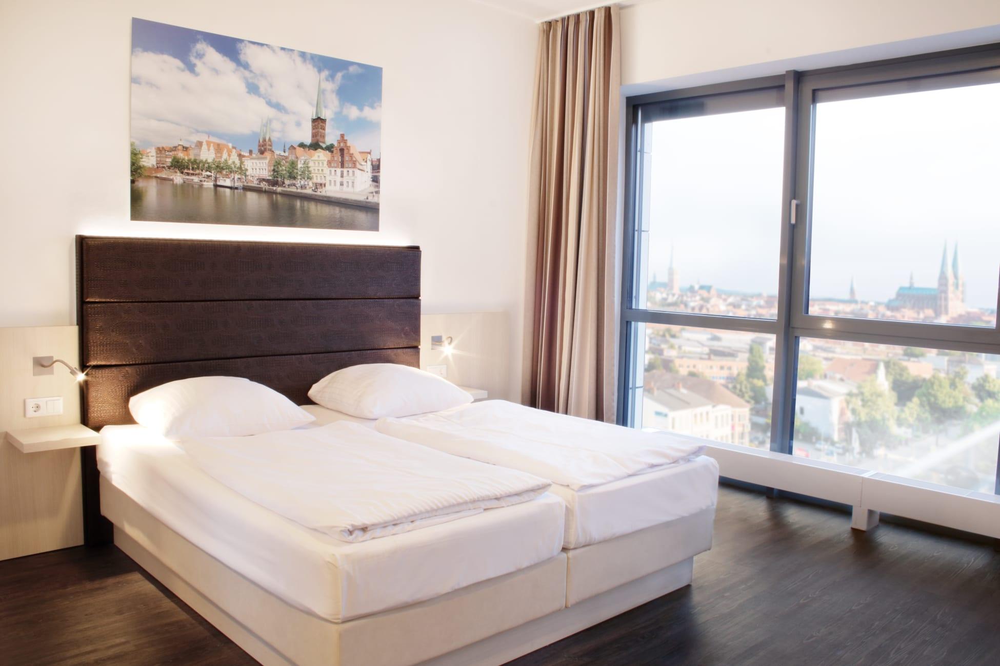 Hotel In Lubeck Viva Hotel By Vier Jahreszeiten Trivago De