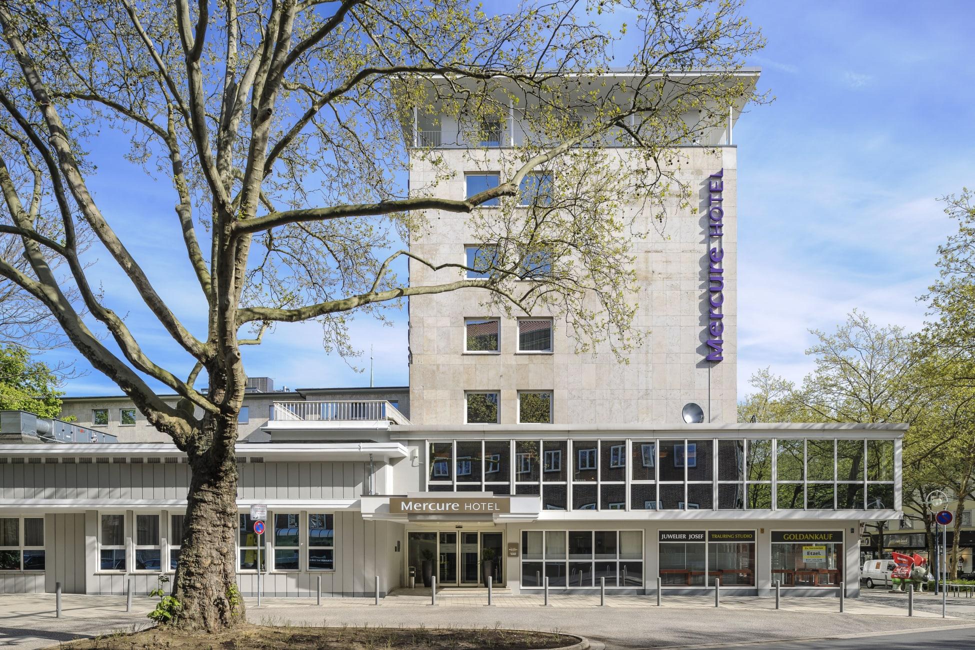 Hotel Mercure Hotel Dortmund Centrum Dortmund Trivago Com