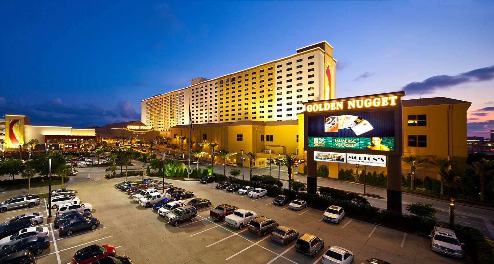 Resort Golden Nugget Biloxi Biloxi Trivago Com