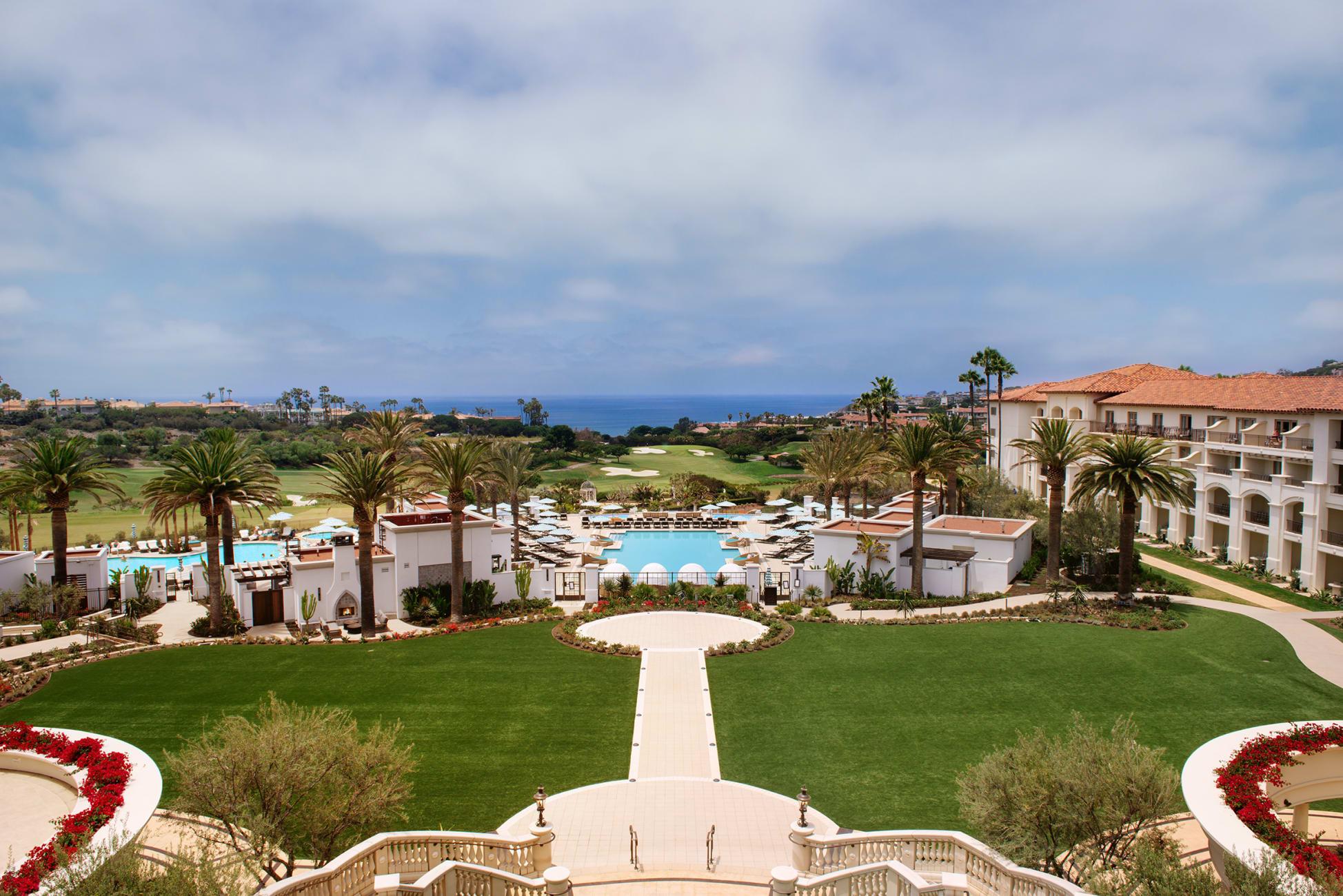 Resort Hotel Monarch Beach Dana