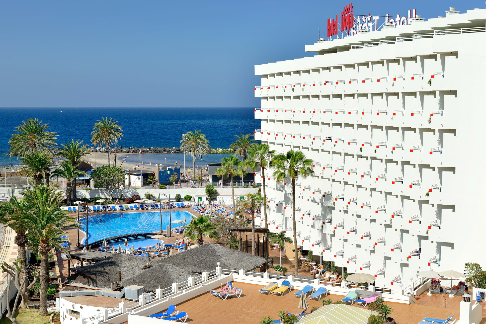 Hotel Hotel Troya Playa De Las Américas Trivago Es