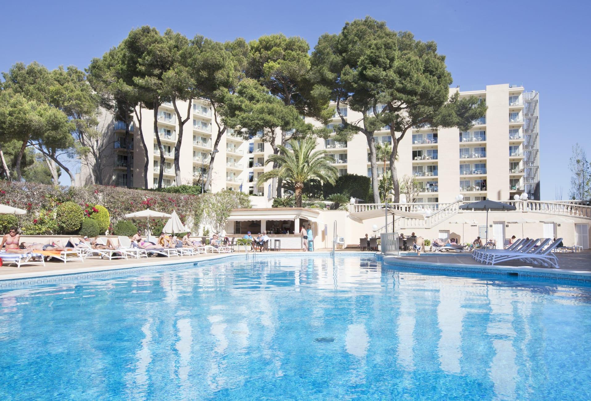 Hotel Hotel Grupotel Orient Playa De Palma Trivago De