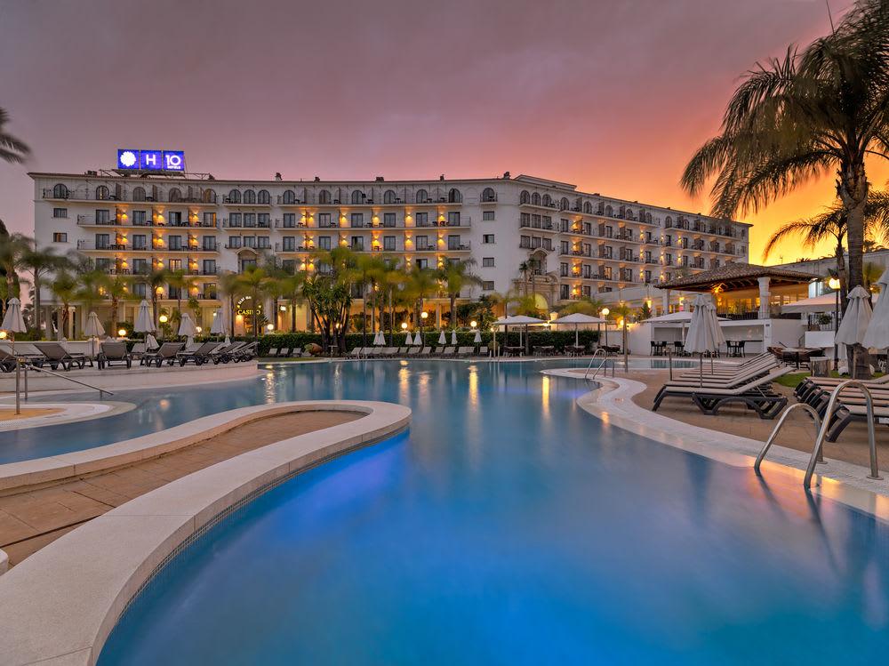 Resultado de imagen de hotel andalucia plaza marbella