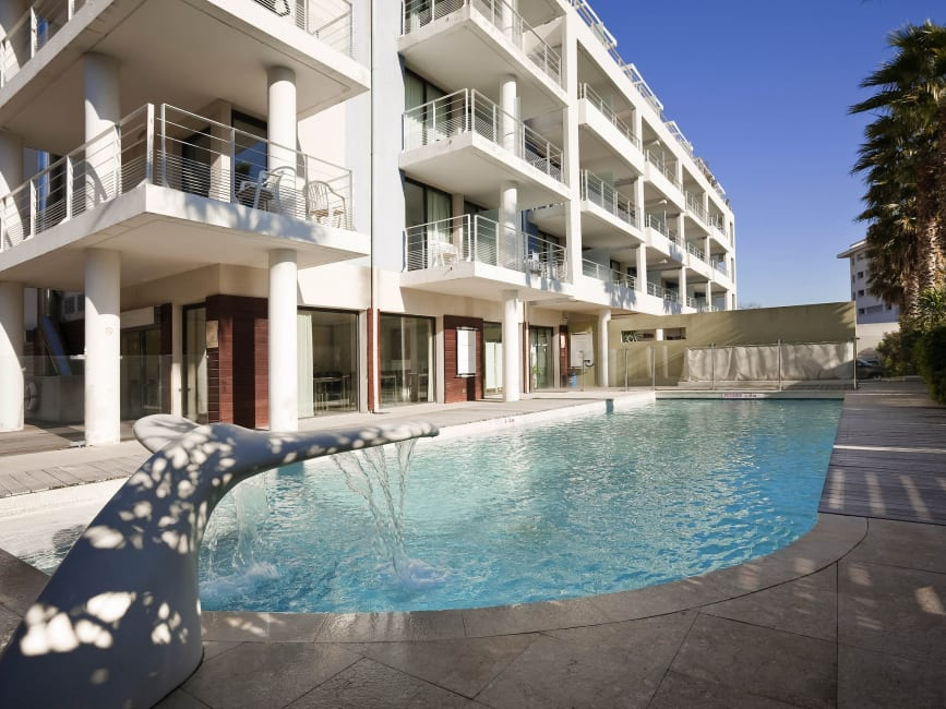 R sidence h teli re marseille aparthotel adagio marseille prado beach - Residence avec piscine marseille ...