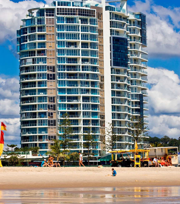 Serviced Apartment Reflection Tower Two, Coolangatta