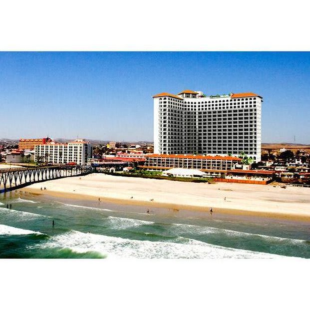 Rosarito Beach Hotel Spa Baja California Norte Trivago