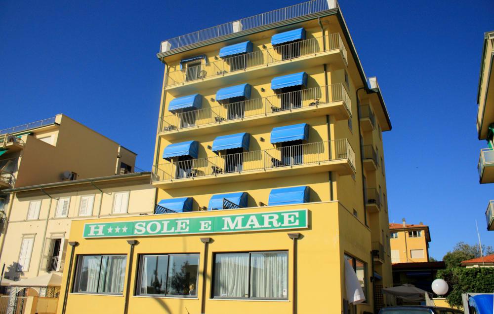 Hotel Hotel Sole e Mare, Lido di Camaiore - trivago.de