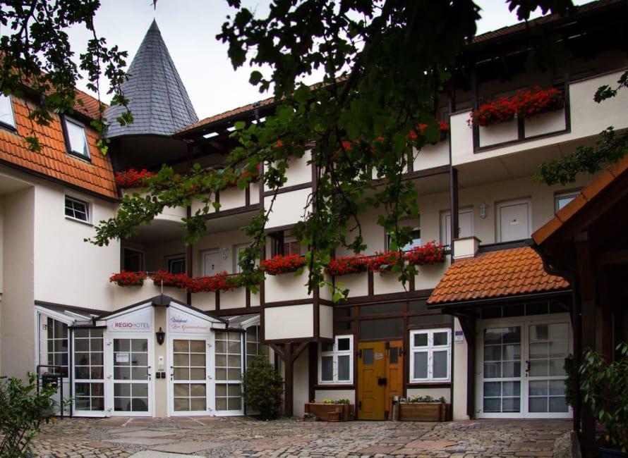 Hotel Regiohotel Wolmirstedter Hof, Wolmirstedt - trivago.com
