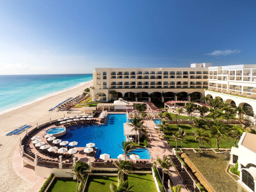 Resort Marriott Cancun Resort Cancun Trivago Com