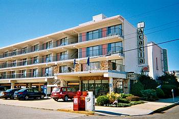 Hotel Acacia Beachfront Resort Wildwood Crest Trivago