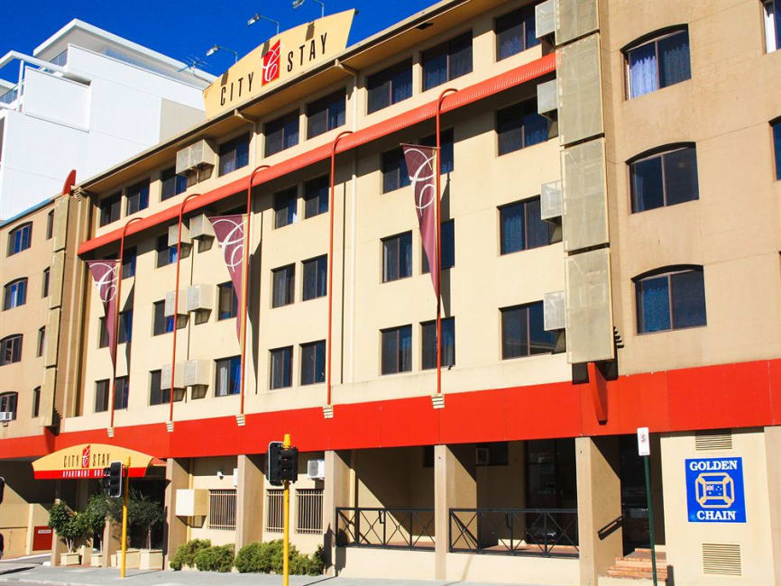 Serviced apartment Perth Central City Stay Apartment Hotel ...