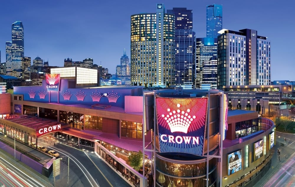 Accommodation Crown Melbourne