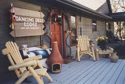 Dancing deer lodge