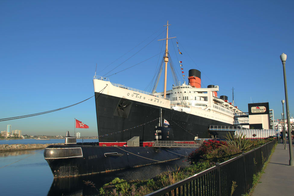The Queen Mary California Trivago