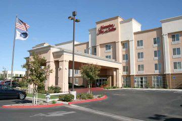 Hotel Hampton Inn & Suites Fresno, Fresno - trivago.com on