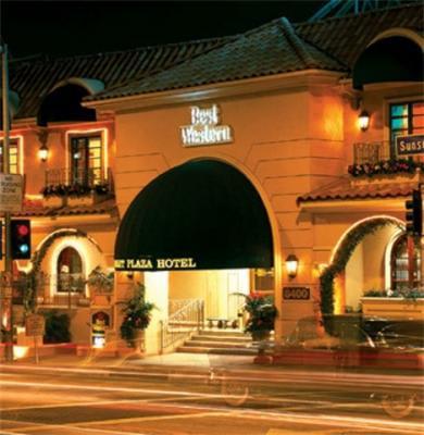 Hotel Best Western Plus Sunset Plaza Los Angeles Trivago